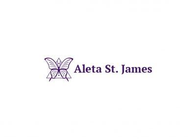 Aleta St. James